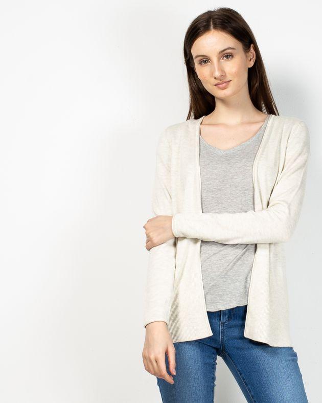 Cardigan-tricotat-fin