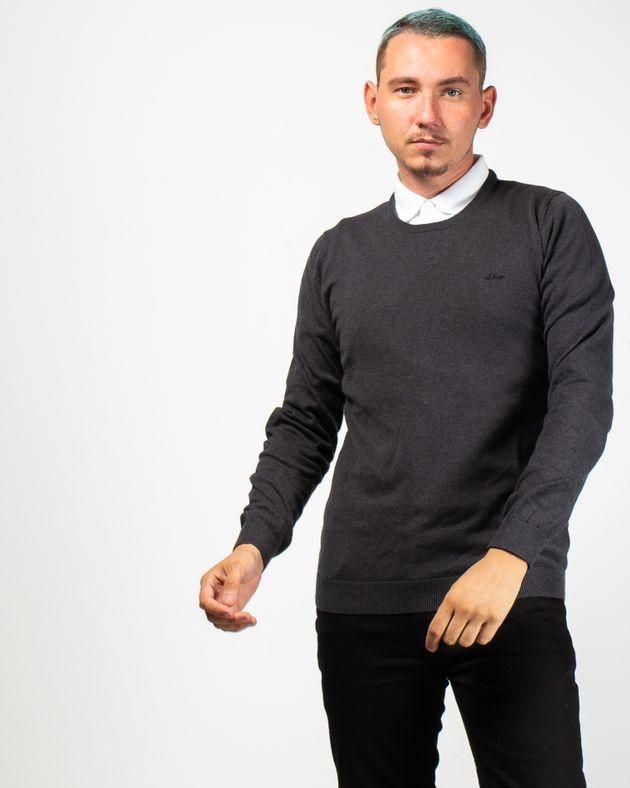 Pulover-tricotat-fin-din-bumbac