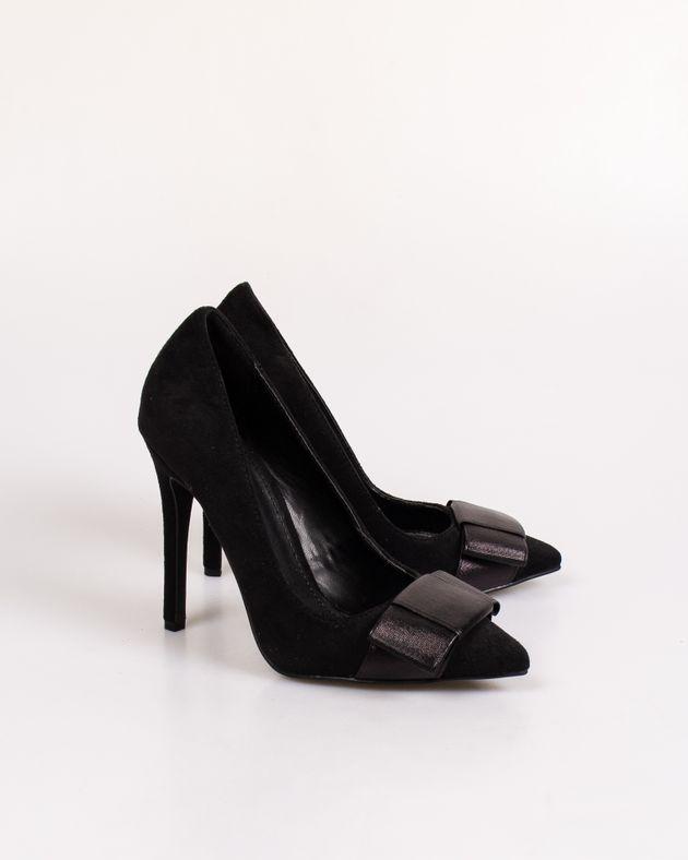 Pantofi-cu-toc-si-varf-rotund
