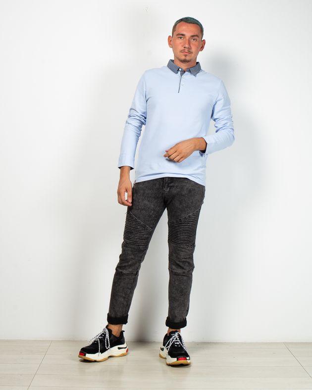 Jeans-cu-fermoar-si-buzunare