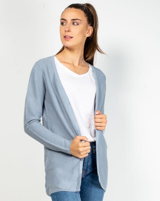 Cardigan-din-bumbac-tricotat