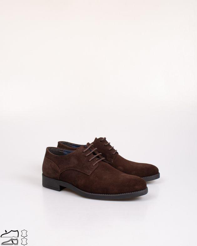 Pantofi-din-piele-intoarsa-cu-siret