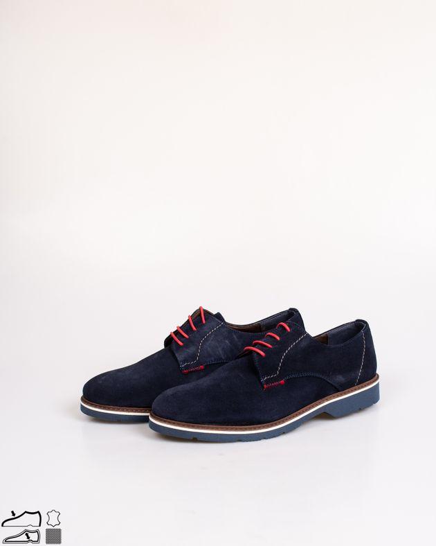 Pantofi-din-piele-intoarsa-cu-siret-in-contrast