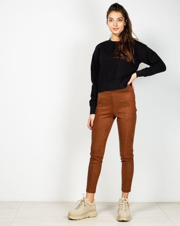 Pantaloni-skinny-cu-talie-inalta-si-fermoar-lateral