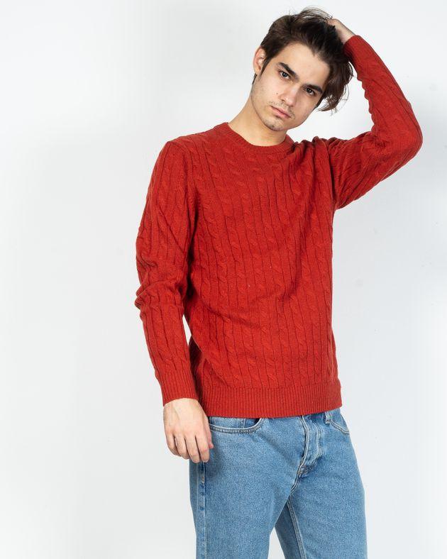 Pulover-tricotat-din-lana-cu-maneca-lunga