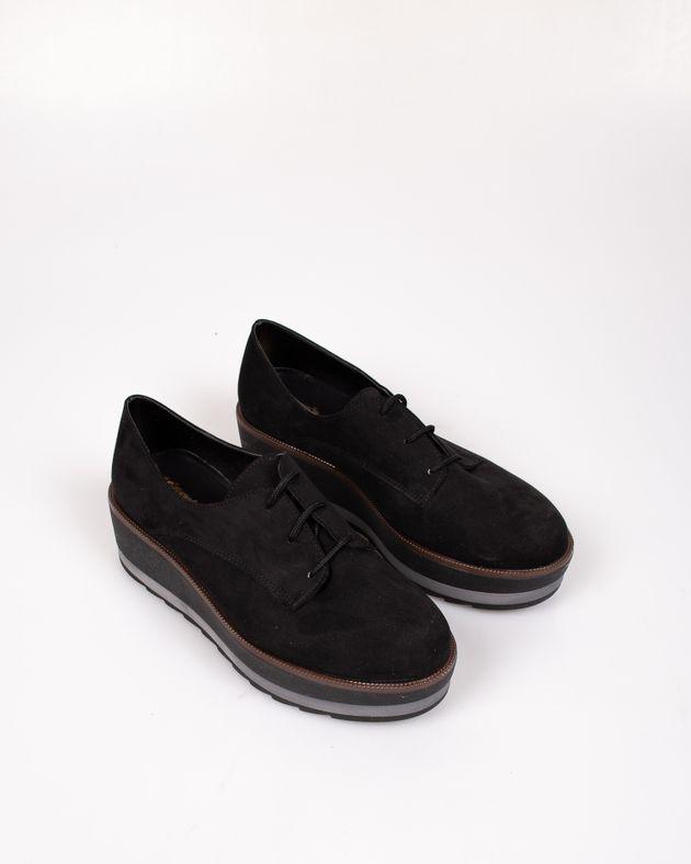 Pantofi-Adams-cu-siret-si-talpa-ortopedica