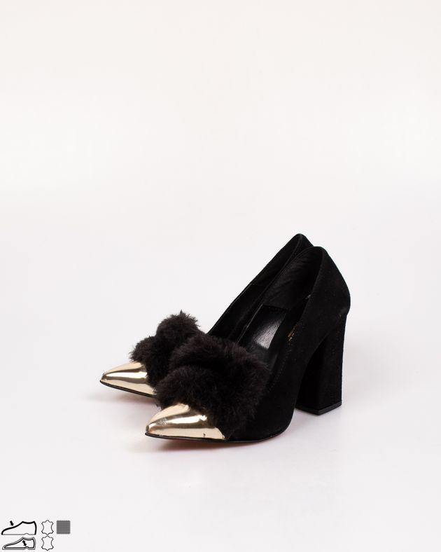 Pantofi-stiletto-din-piele-naturala-cu-blana-aplicata-si-toc