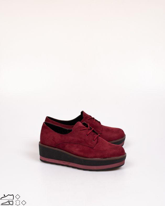 Pantofi-casual-Adams-cu-sireturi-si-brant-din-piele-naturala