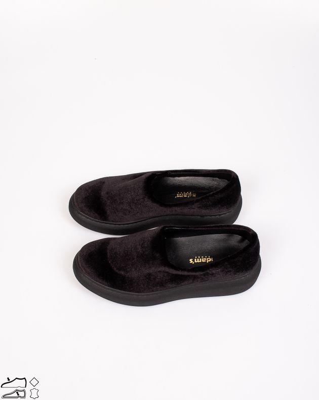 Pantofi-Adams-din-catifea-confortabili-cu-talpa-inalta