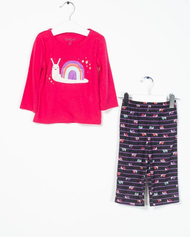 Pijamale-cu-imprimeu-pentru-fetite