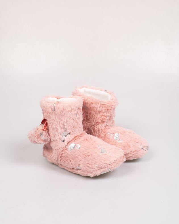 Papuci-de-casa-pufosi-cu-ciucuri-si-talpa-cauciucata-pentru-fete
