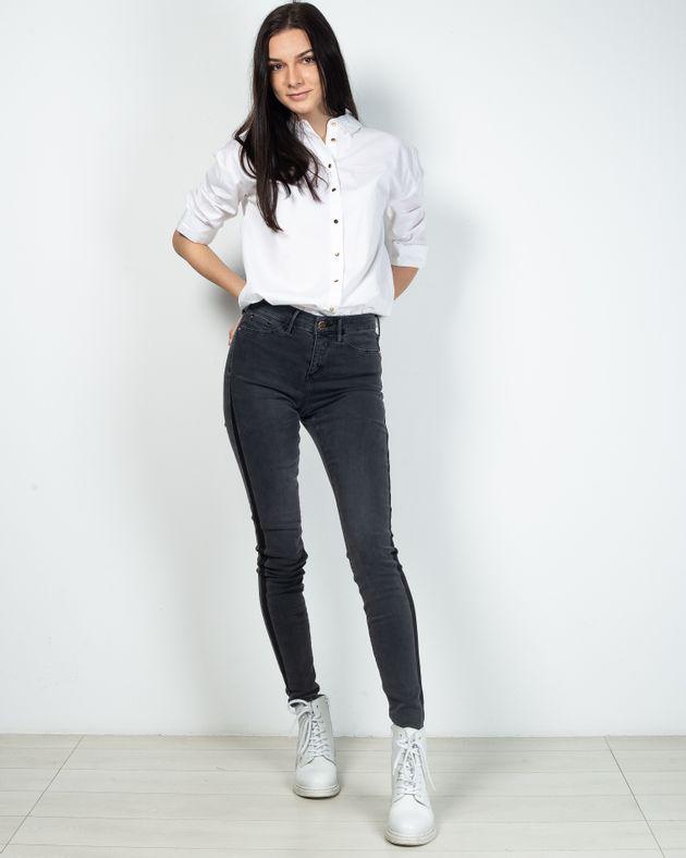 Jeans-casual-cu-buzunare-si-fermoar