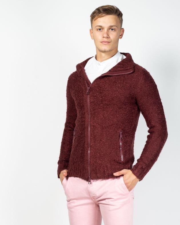 Cardigan-tricotat-cu-buzunare-si-fermoar