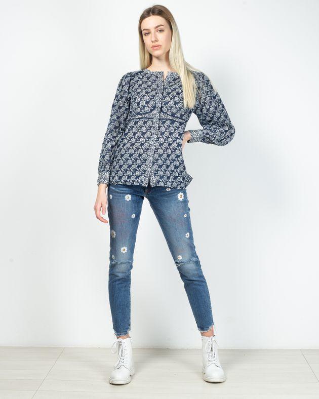 Bluza-usor-transparenta-cu-imprimeu-si-nasturi-ascunsi-N902742031