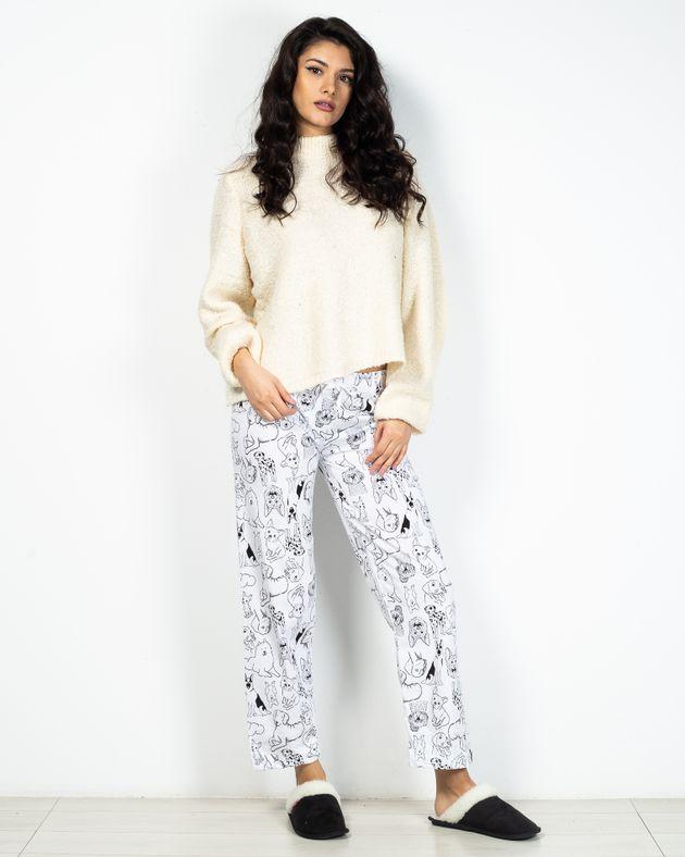 Pantaloni-de-pijama-din-bumbac-cu-imprimeu-catei-2024601011