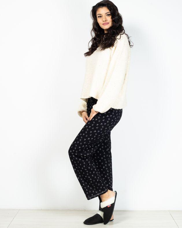 Pantaloni-de-pijama-din-bumbac-cu-imprimeu-iepuras-2024601029