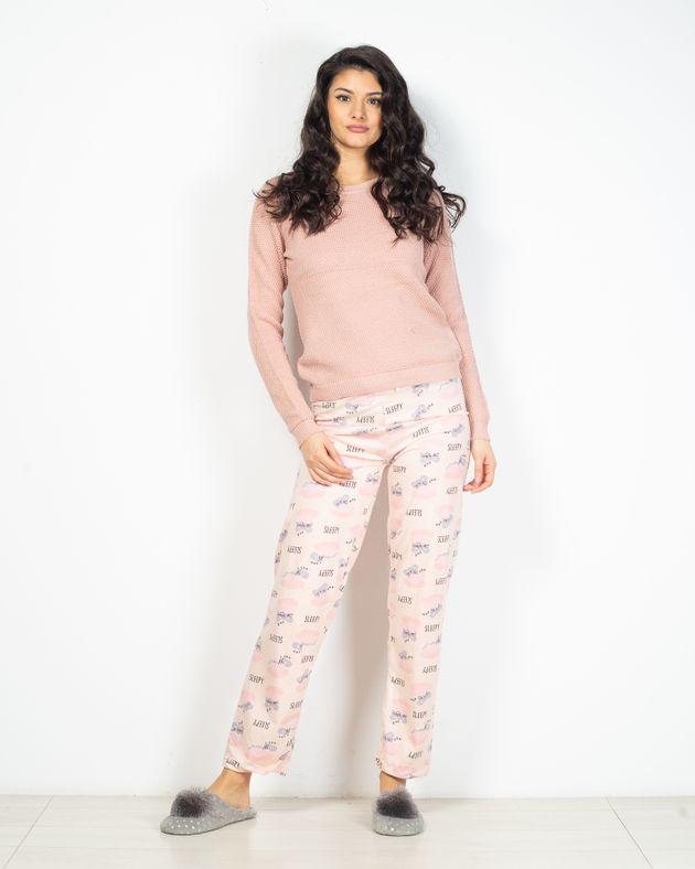 Pantaloni-de-pijama-cu-imprimeu