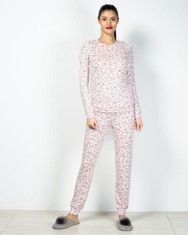 Pijama-tricotata-cu-imprimeu-2028719001