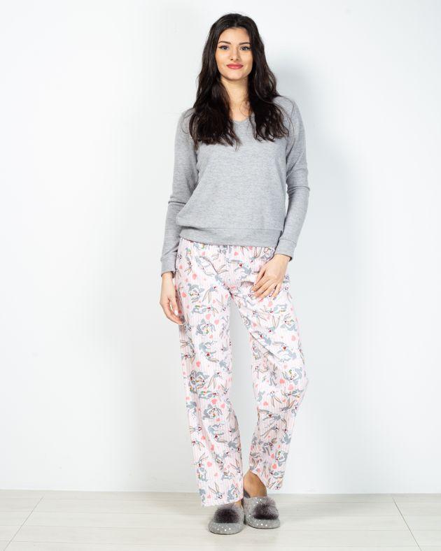 Pantaloni-de-pijama-din-bumbac-cu-imprimeu-2028786024