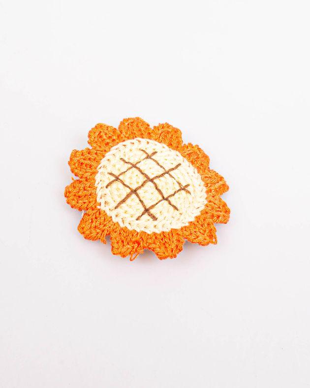 Clama-floare-portocalie