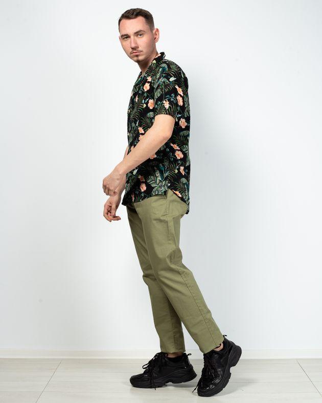 Pantaloni-din-amestec-de-bumbac-cu-buzunare-2100803014