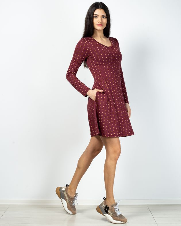 Rochie-maneca-lunga-si-imprimeu-2100901005