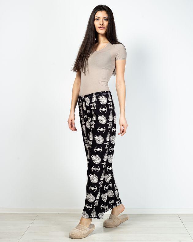 Pantaloni-de-pijama-din-bumbac-cu-imprimeu-2101002008
