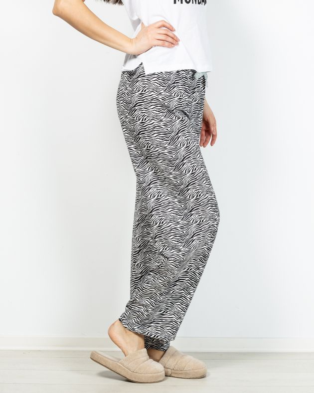Pantaloni-de-pijama-din-bumbac-cu-elastic-in-talie-si-imprimeu-2101002010
