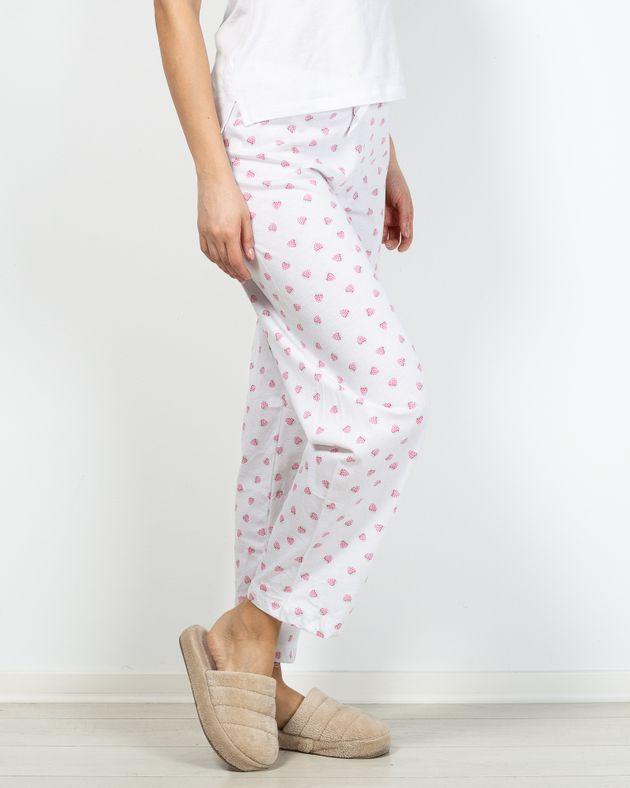 Pantaloni-de-pijama-din-bumbac-cu-imprimeu-2101002011