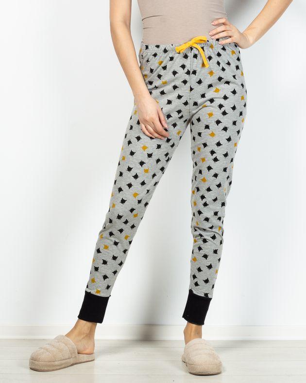 Pantaloni-de-pijama-din-bumbac-cu-imprimeu-pisici-2101002029