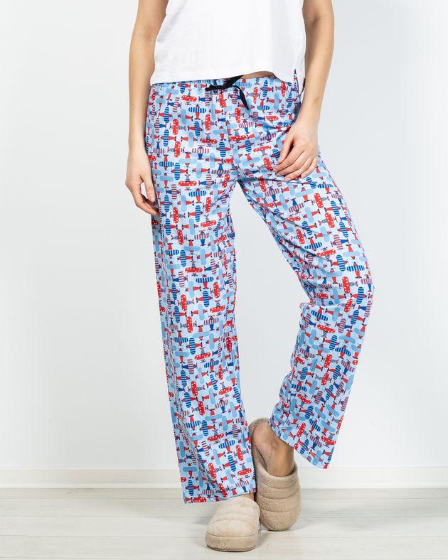 Pantaloni-de-pijama-din-bumbac-cu-elastic-in-talie-si-imprimeu-2101002046