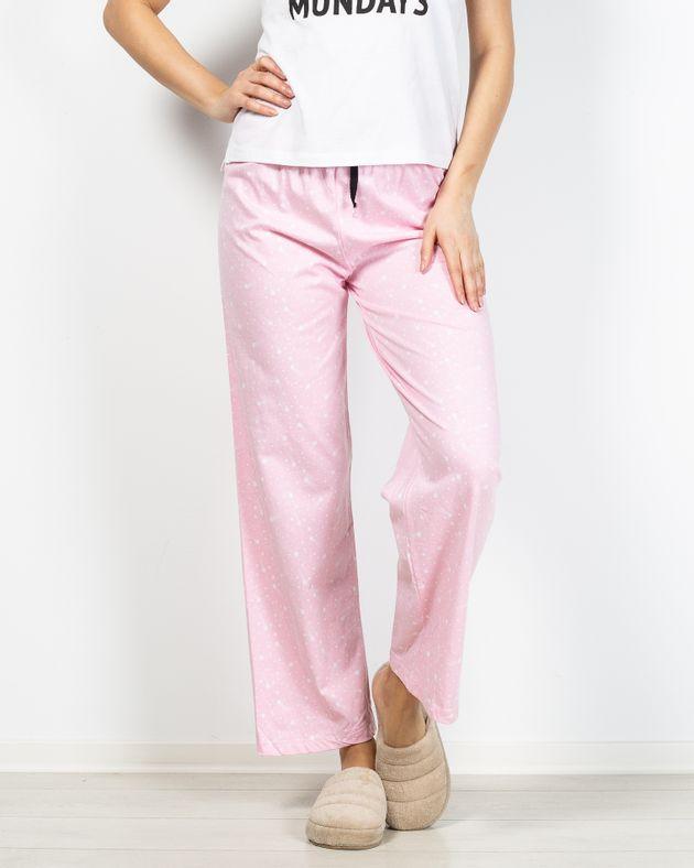 Pantaloni-de-pijama-din-bumbac-cu-imprimeu-stele-2101002047