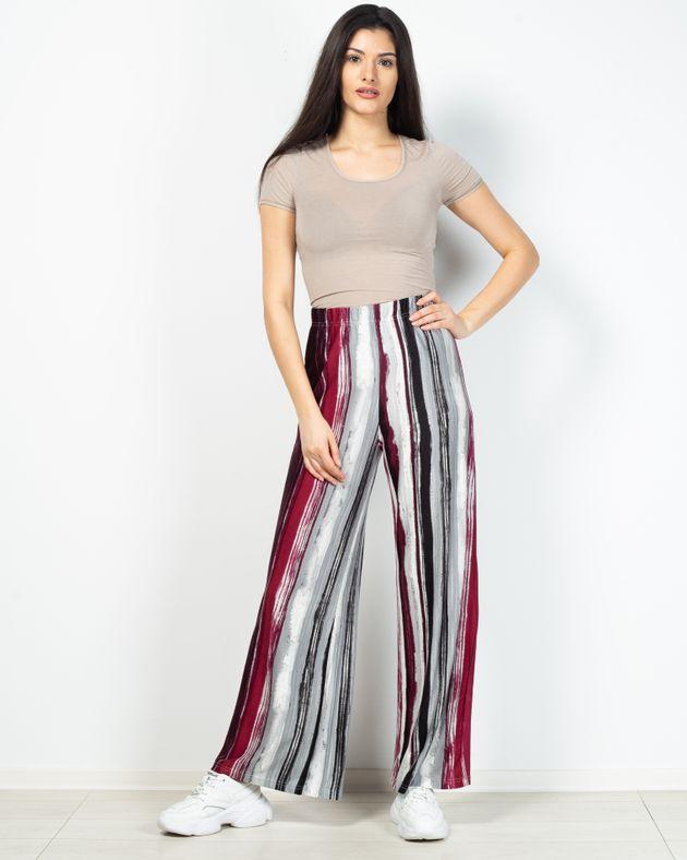 Pantaloni-de-pijama-din-bumbac-cu-elastic-in-talie-2100109003