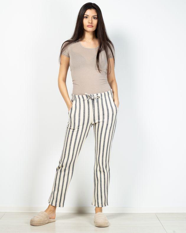 Pantaloni-de-pijama-grosi-din-bumbac-cu-dungi-si-buzunare-2100109016