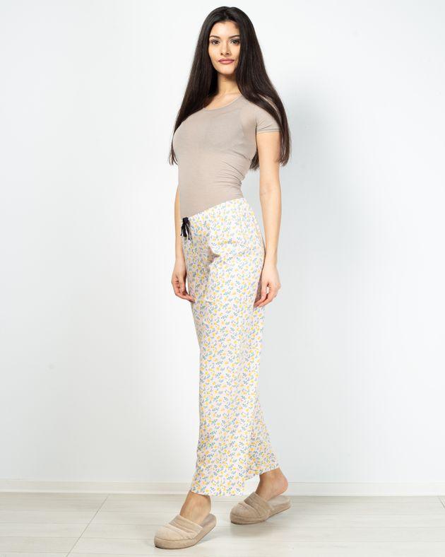 Pantaloni-de-pijama-din-bumbac-cu-elastic-in-talie-2101002025