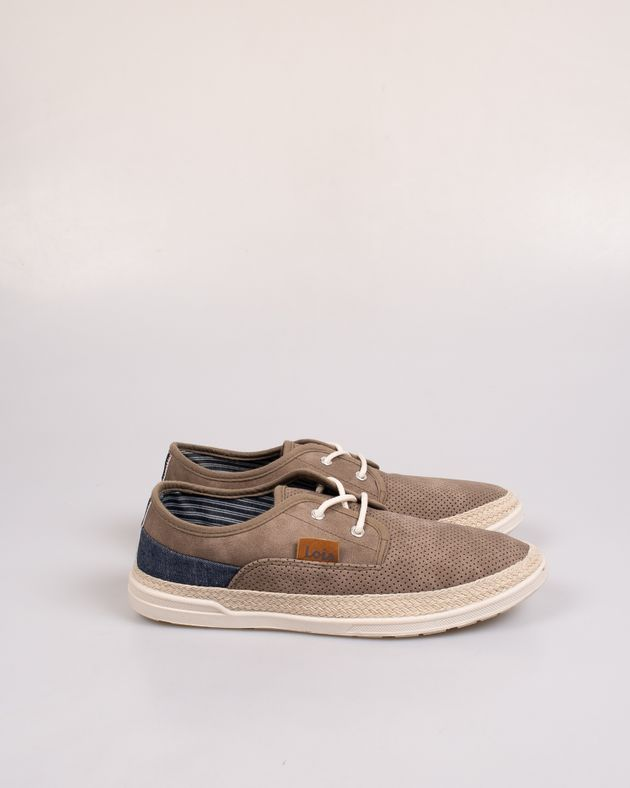 Pantofi-Lois-cu-model-perforat-si-siret-pentru-barbati-2103601063
